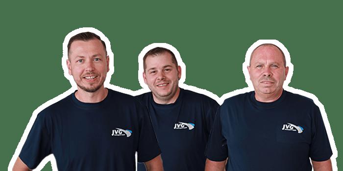 JVG Autologistik - Mitarbeiter Werkstatt