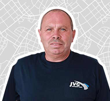 JVG Autologistik - Alwin Kalkbrenner mobil