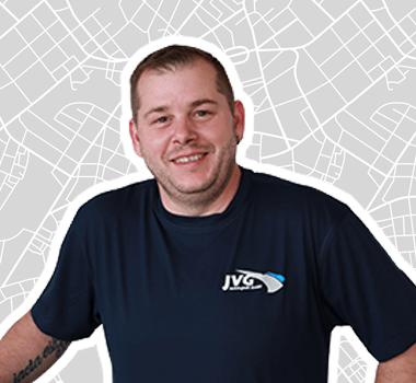 JVG Autologistik - Sascha Baldiga mobil
