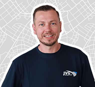 JVG Autologistik - Viktor Wolf mobil